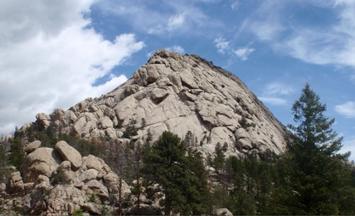 Greyrock Mountain